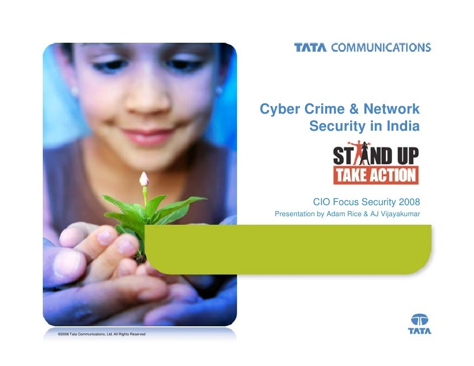 Cyber Crime & Network                                                             Security in India                       ...