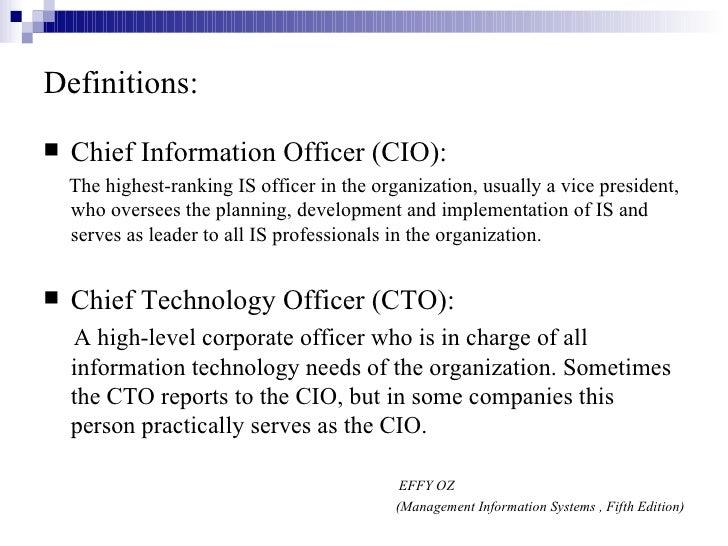 CIOs Vs CTOs Slide 3