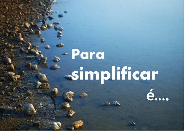 é…. Para simplificar
