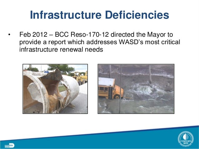 Miami-Dade Water and Sewer Department Capital Improvement