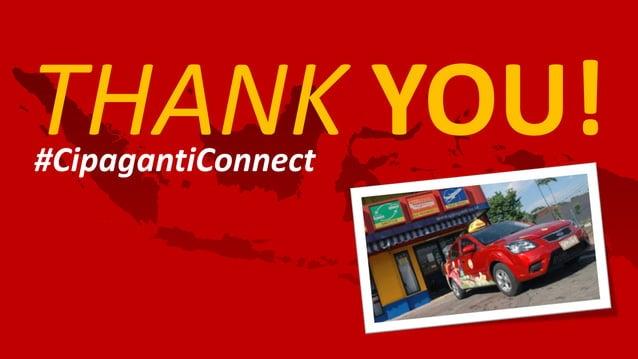 THANK YOU! #CipagantiConnect