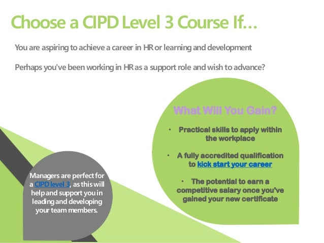 cipd level 5 bic Cipd qualifications are a great way to develop your knowledge and advance  your career in hr and l&d  level 5 diploma in human resource  management.