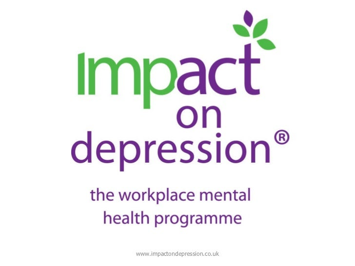 www.impactondepression.co.uk