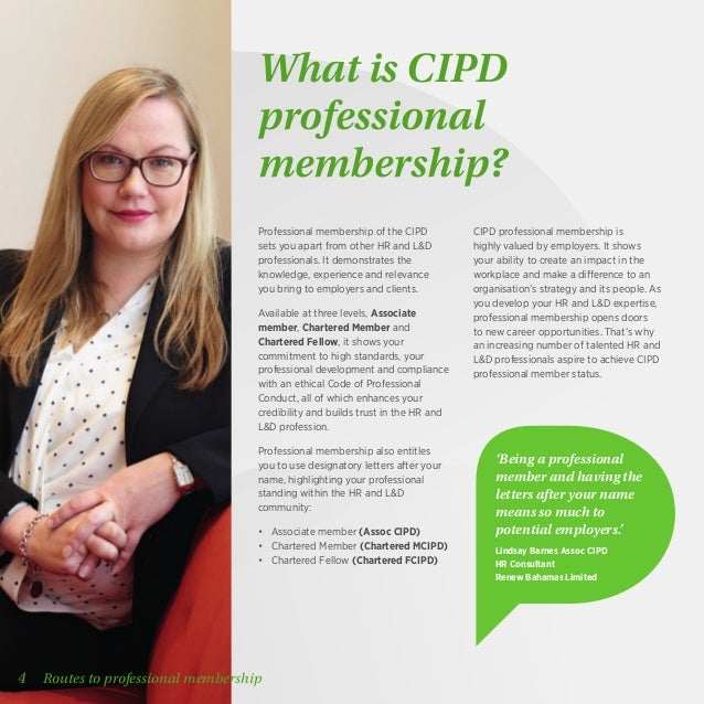 Cipd Letters After Name