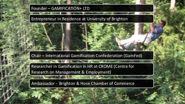 Why Gamification? For HR & L&D Slide 2