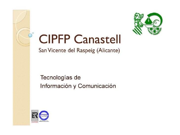 CIPFP-Canastell