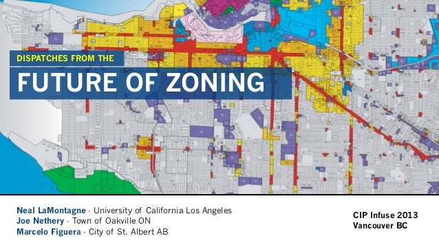CIP Future Of Zoning Nlamontagne - Los angeles zoning map