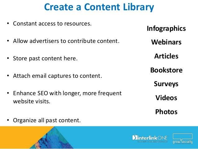 Create Awareness Through Contributors                   Contributor        Contributor's       The content   Publish      ...