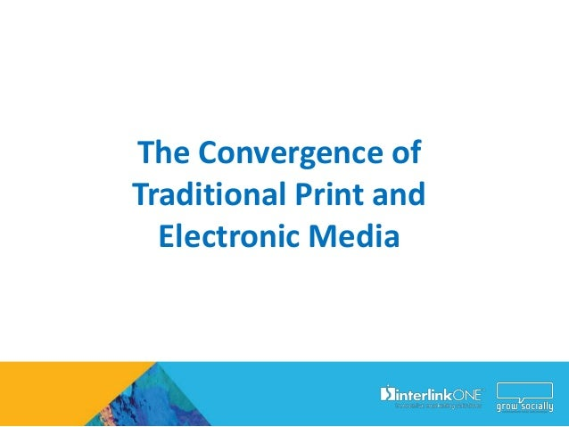 Why Cross-Media Marketing?• It's a multi-channel world   – We're just living in it.• Disruption is the name of  the game• ...