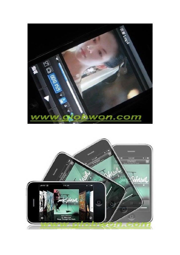 Ciphone M002 L Dual Sim Wifi Java TéLéPhone TéLéVision Slide 2