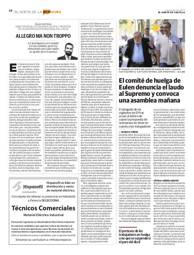 Hispanofil es líder en distribución y venta de material eléctrico. Con objeto de reforzar su presencia en Valladolid y Pal...