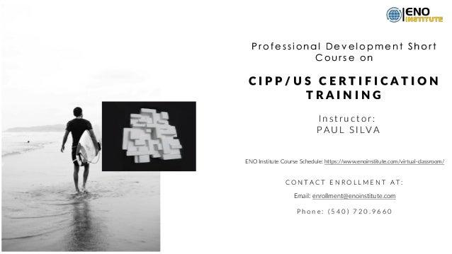 certification cipp training