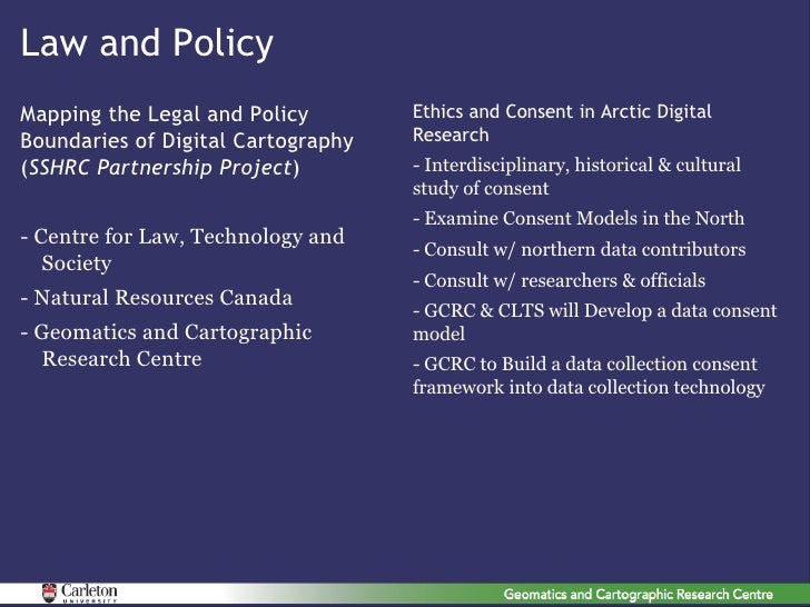 CIPPIC 2012 Summer Lecture Series