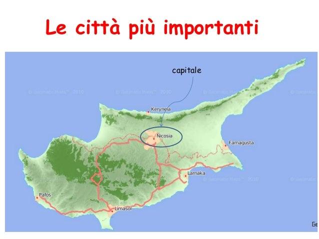 Capitale cipro la di