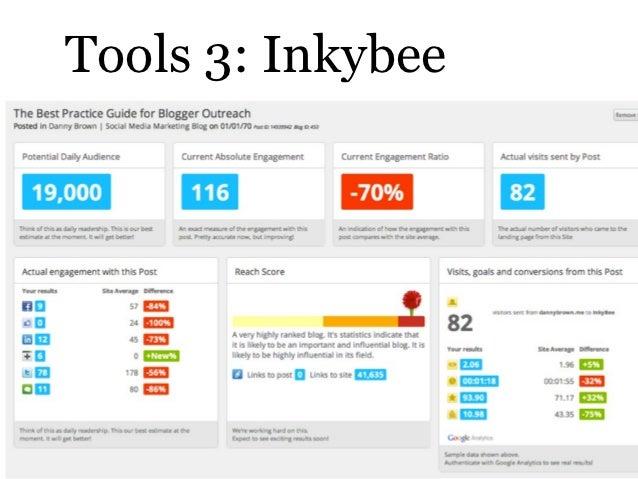 Tools 3: Inkybee