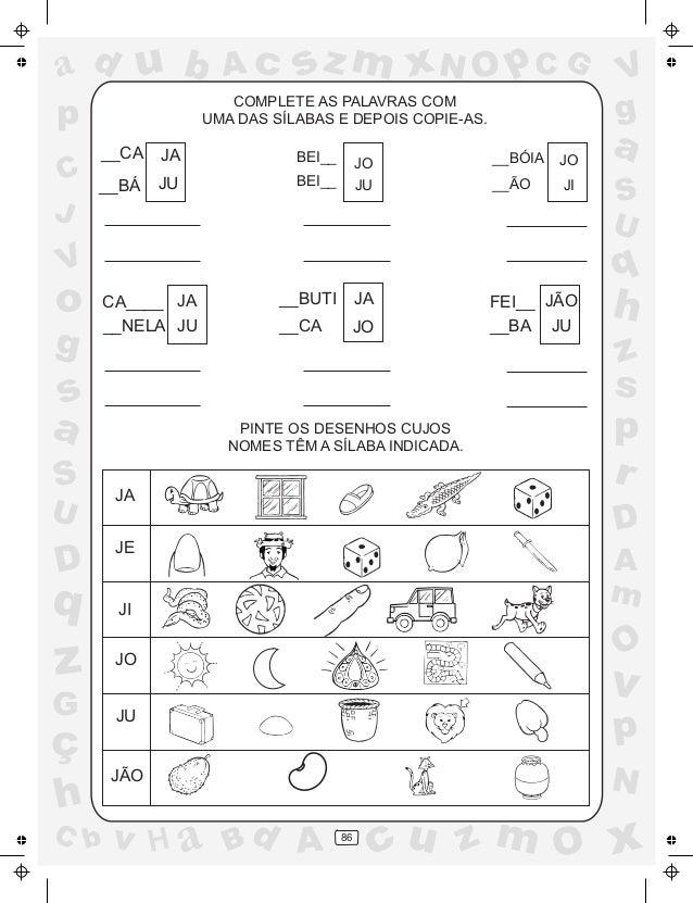 Ciranda Das Sílabas Volume 3