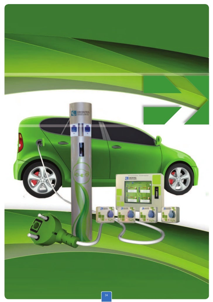 ECirCarLifeIntelligent recharging solutions for electric vehicles                                                         ...