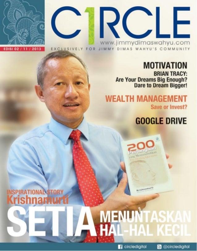 Circle, Edisi 02/11/2013