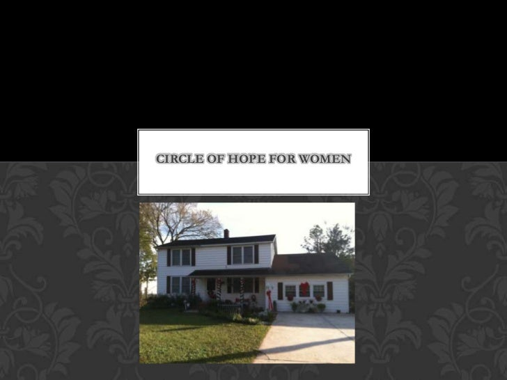 CIRCLE OF HOPE FOR WOMEN