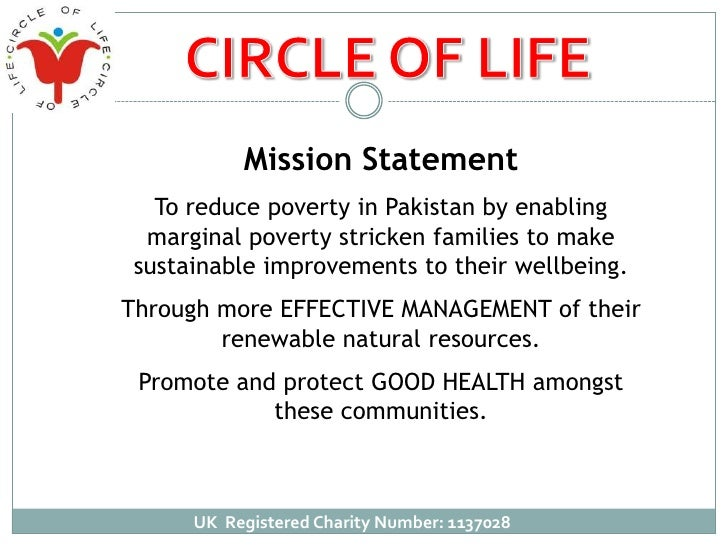 Circle Of Life Overview For Charity Dinner2 Oct2010 (CLICK HERE FOR S…