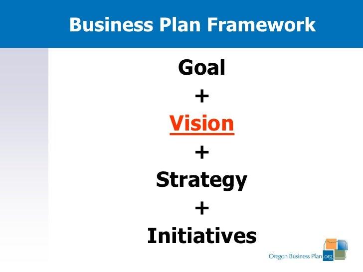 Oregon exchange business plan