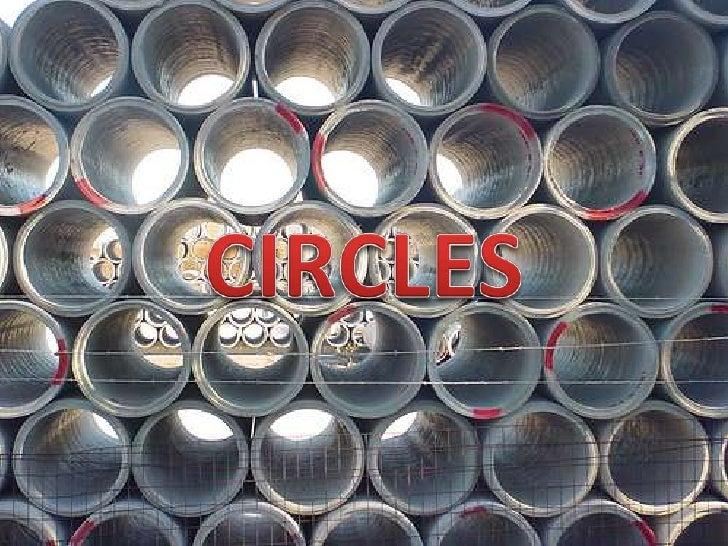 CIRCLES<br />