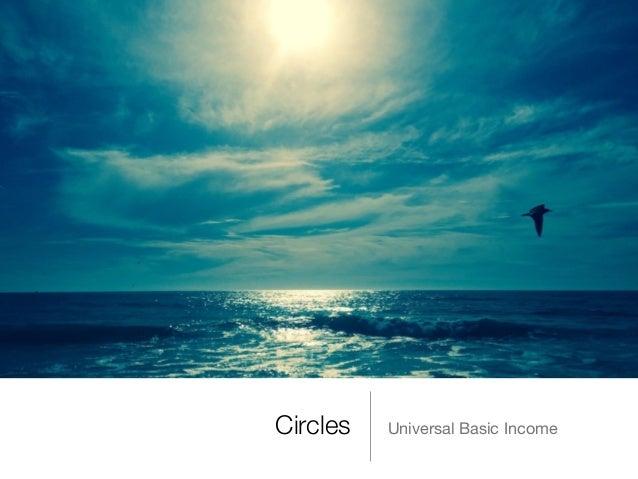 Circles Universal Basic Income