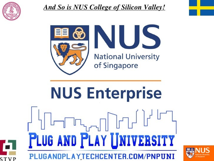 And So is NUS College of Silicon Valley!