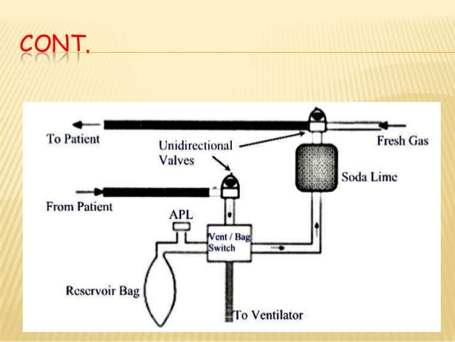 Circle system low flow anesthesia 6 ccuart Images