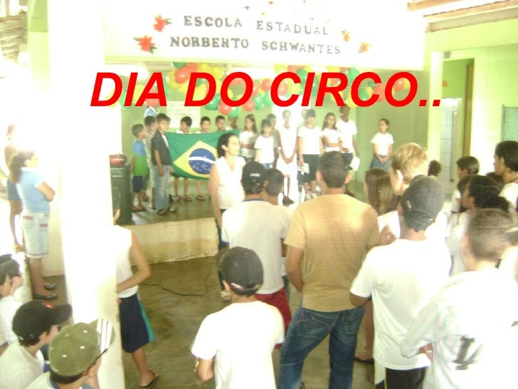 DIA DO CIRCO..