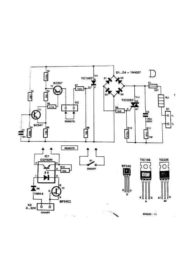 240 volt circuit diagram