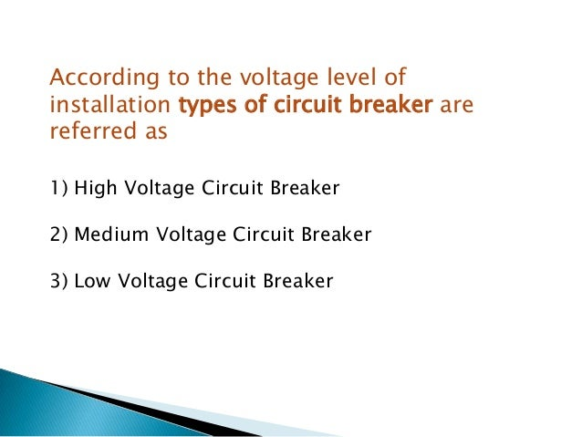 Before going through details arc quenching or arc extinction technologies employed in circuit breaker we should know first...