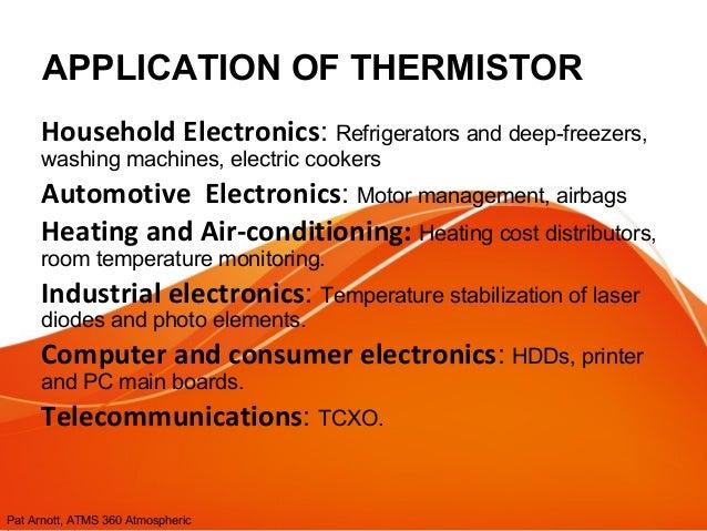 Circuit Labthermistors  1