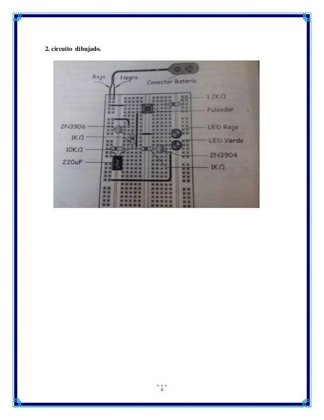 6 2. circuito dibujado.