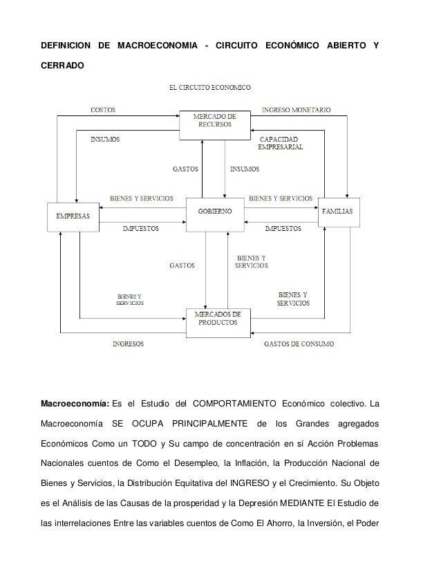 Circuito Economico : Circuito económico sept