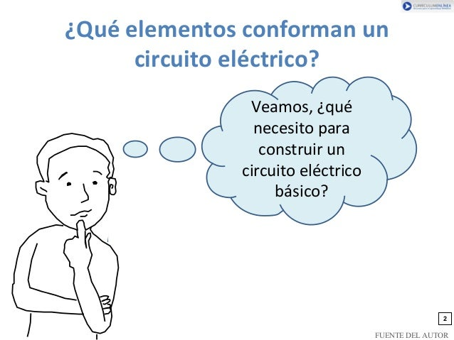 Circuito Electrico Basico : Circuito electrico simple