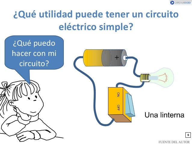Circuito Electrico : Circuito electrico simple
