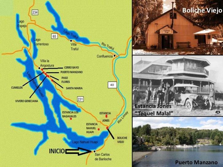 Circuito Grande : Caminho dos sete lagos em bariloche circuito grande