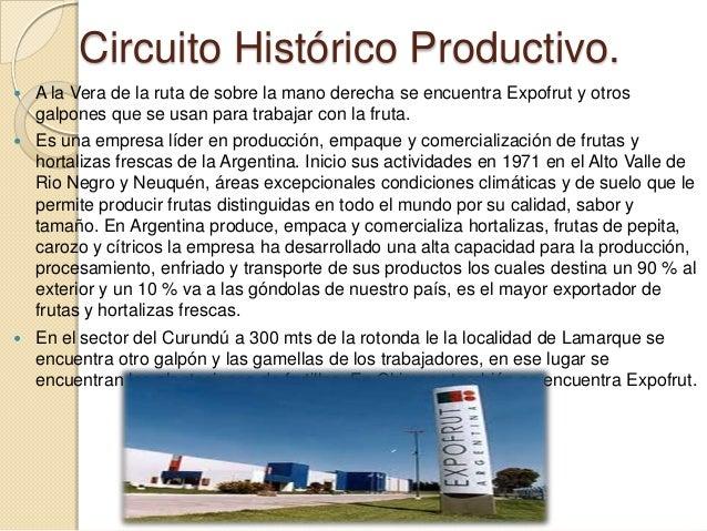 Circuito Productivo Del Vino : Circuito histórico productivo