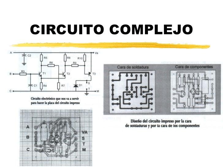 Circuito Impreso : Circuito impreso
