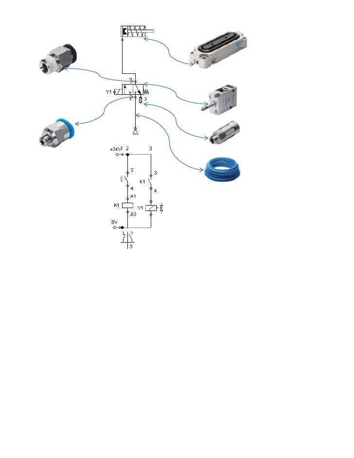 Circuito Neumatico : Circuito neumático