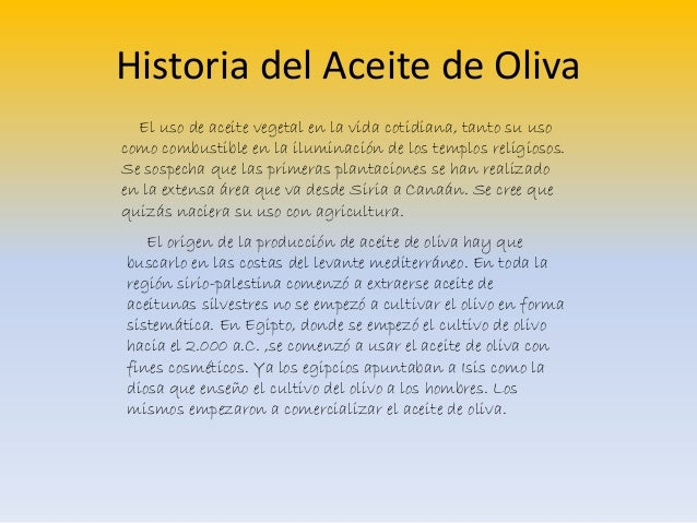 Circuito productivo del olivo for Descripcion del proceso de produccion