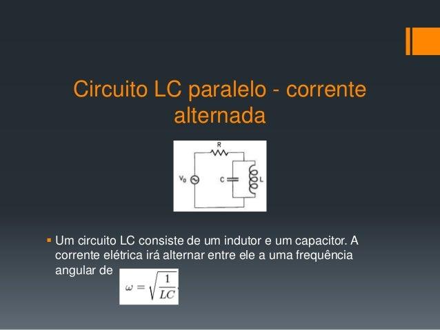 Circuito Lc : Circuitos