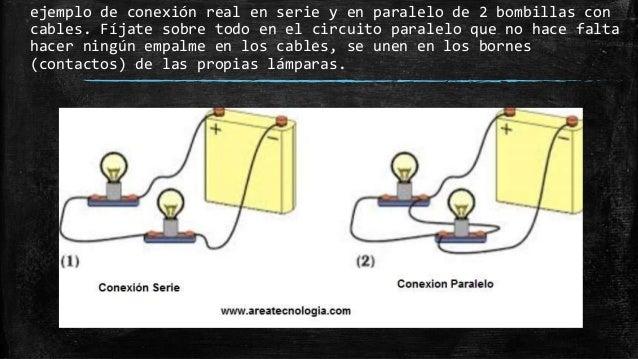 Circuito En Paralelo Ejemplos : Circuitos eléctricos 1 1