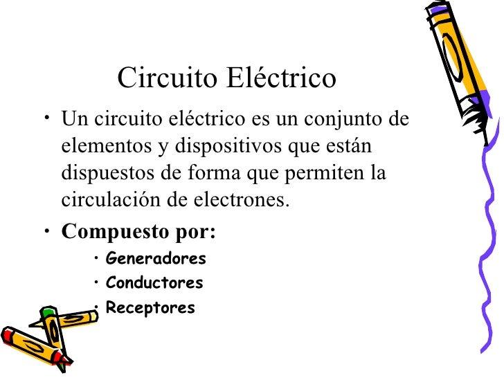 Circuito Basico : Circuitos to
