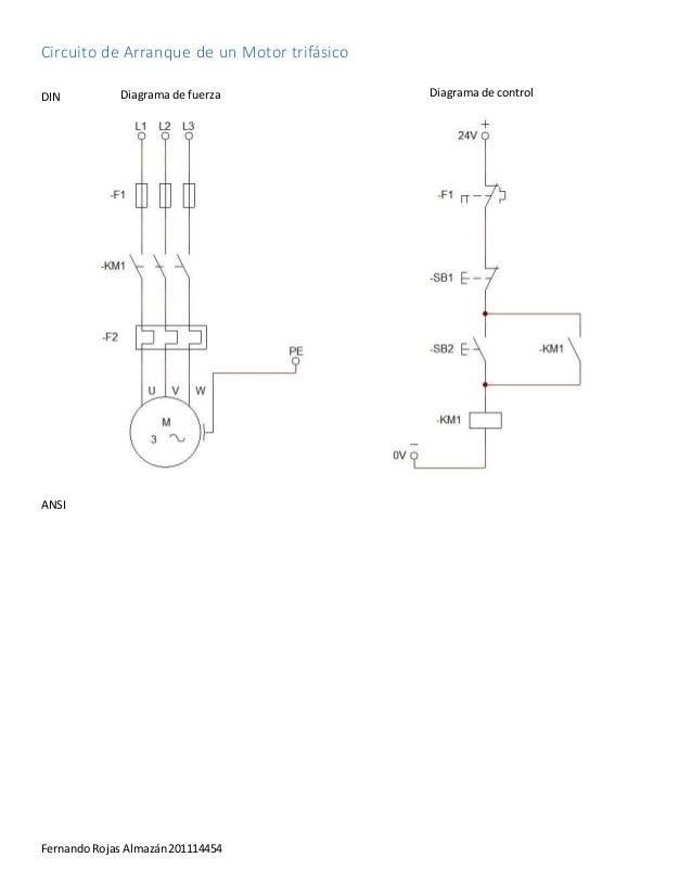 Circuito Yes : Circuitos de control para motoress