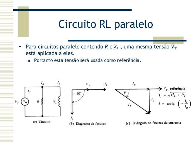 Circuito Corrente Alternada : Circuitos de corrente alternada