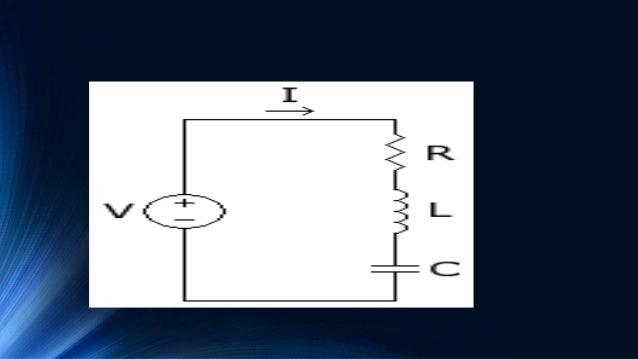Circuito Rl : Circuitos de corriente alterna rl rc y rlc