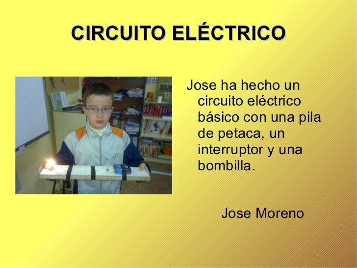 Circuito Electrico Basico : Circuitos eléctricos