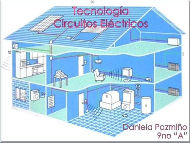  Un circuito eléctrico es un conjunto de elementos que unidosde forma adecuada permiten el paso de electrones. Está comp...